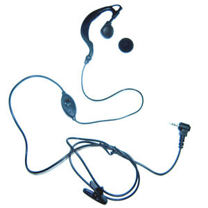 Headset-Earpieces-Hands-free-Handsfree-w-clip-For-T-668-T-388-Walkie-Talkie