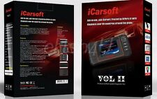 BEST OBD2 iCarsoft VOL II VOLVO SAAB Diagnostic Scanner Tool SRS ABS ENGINE