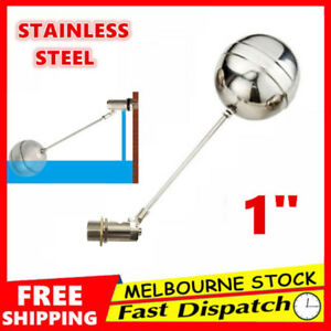 1-039-039-BSP-FLOAT-VALVE-STAINLESS-STEEL-AUTOMATIC-WATER-TROUGH-CATTLE-BOWL-TANK