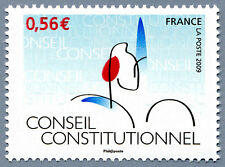 france ca 2009 conseil constitutionnel concil constitution 1v mnh **