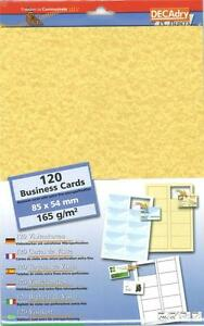 Decadry scr 2029 cards 165gr parchment business cards make your own image is loading decadry scr 2029 cards 165gr parchment business cards reheart Choice Image