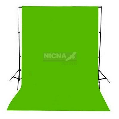 NEW Photography Backdrop green Background Cloth Non-woven Fabric 1.5x3m 5x10ft