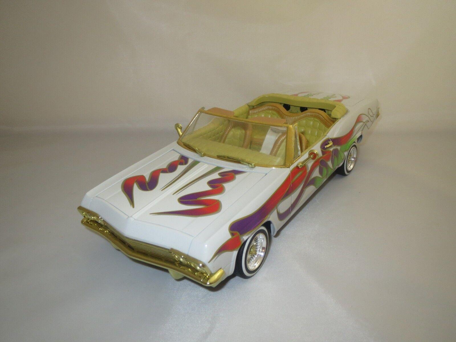 Hot Wheels Mattel Chevrolet Impala  1965  1 18 sin embalaje