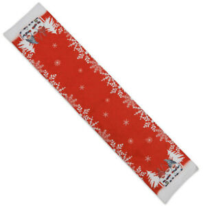 Christmas-Table-Runner-Tablecloth-Cover-Home-Xmas-Party-Table-Decor