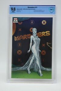Marauders (2019) #21 Hellfire Gala Connecting CBCS 9.8 Blue Label White Pages