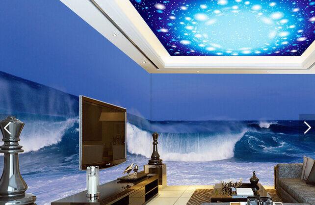 3D Blauer Kreis Halo 4049 Fototapeten Wandbild Fototapete BildTapete FamilieDE