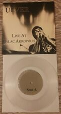 """Ulver – Live at Palac Akropolis 7"""" EP ltd. 50 - Agalloch - Alcest - Drudkh"""