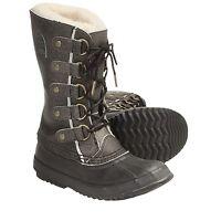 New no box Women's Sorel Joan of Arctic Reserve NM Pac Boots Waterproof Size 5
