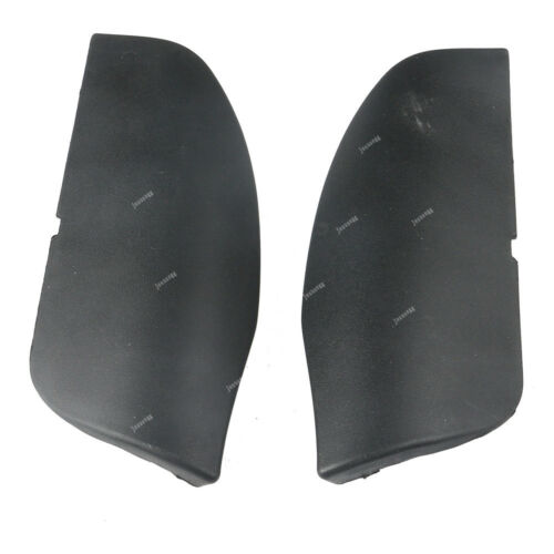 Pair L+R Front Bumper Tow Hook Cover Cap Primered for Porsche Cayenne 2008-2010