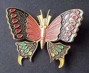 Butterfly Brooch Pin Spain