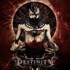 Resolve In Crimson by Destinity (CD, Nov-2012, Lifeforce)