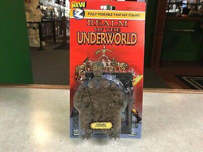 "2017 Zoloworld Realm of the Underworld CYCLOPS Warrior Beast 5/"" Inch Figure MOC"