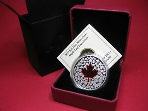 2013-20-Fine-Silver-Coin-Maple-Leaf-Impression
