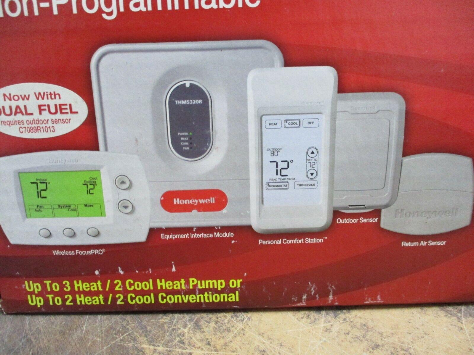 HONEYWELL YTH5320R1000 non programmabile termostato wireless KIT SISTEMA 193521