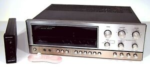 PRO-SERVICED-Kenwood-KR-8340-TWO-FOUR-Receiver-w-KDC-2-SQ-CD4-Phono-GUARANTY