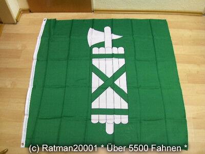 Flagge Schweiz Fahne Appenzell Innerrhoden 120 x 120 cm