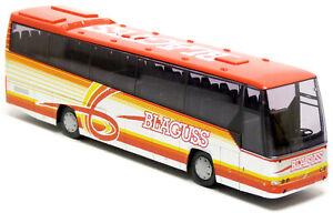 Rietze-61627-Volvo-B12-600-Reisebus-Bus-Blaguss-Wien-Osterreich-1-87-H0