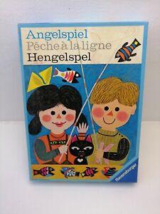 Angelspiel-von-Ravensburger-Brettspiel-Gesellschafts-Familien-Kinder