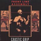 Caustic Grip by Front Line Assembly (CD, Jul-1992, Roadrunner Records)
