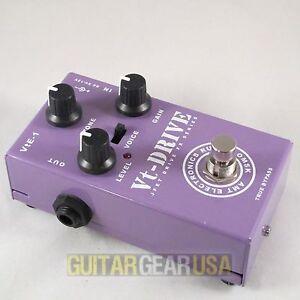 AMT-Electronics-034-Vt-Drive-034-JFET-distortion-pedal-VTE-1-emulates-VHT-amps