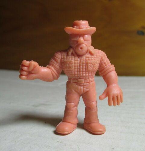 """80/'s M.U.S.C.L.E Men Kinnikuman Flesh Color 2/"""" Shyaneruman Figure #155 Mattel"""