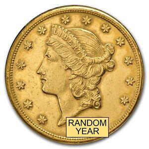 $20 Liberty Gold Double Eagle (Cleaned) - eBay - SKU #151600