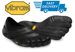 Vibram Fivefingers El-x Entrenamiento Cruzado Zapatos Negros Todos los tamaños disponibles -  nuevo