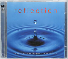 CD - Reflection - Music of Peace & Tranquility - 2 disc
