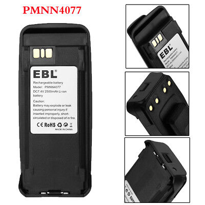 USA PMNN4077 Battery For Motorola XPR6550 XPR6580 XPR6380 XPR6350 Portable Radio