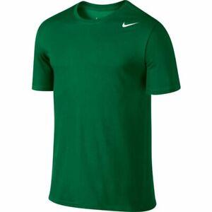 fc1b4d9edcc1 Nike Men s Dri-FIT Short-Sleeve Solid Tee - Training 3XLT Emerald ...