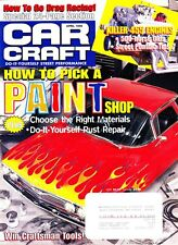 Car Craft Magazine Issue Apr 1998 How To Pick a Paint Shop, Killer 455 Engine