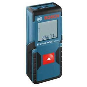 Digital-Laser-Bosch-Glm-30-M-de-Distancia-Cinta-Metrica-punto-98ft-Telemetro-Medidor