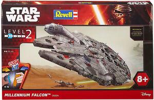 Revell Star Wars Millennium Falcon Vaisseau 06694