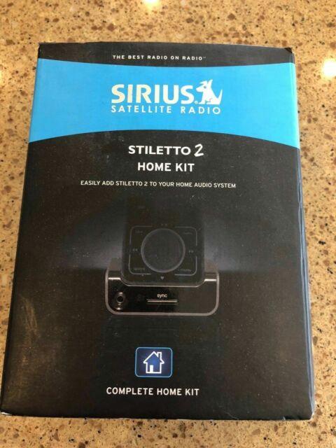 SIRIUS Stiletto 2 SLH2 Home Dock