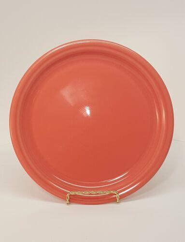 Fiesta Flamingo Buffet Plate Retired New 1st Fiesta Pink 9 inch plate