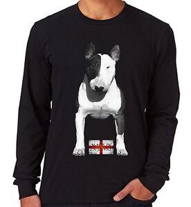 Velocitee Ladies T-Shirt English Bull Terrier EBT Made In England Bully V174