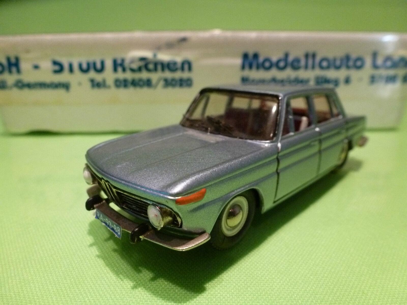 METAL BUILT KIT DANHAUSEN TIN WIZARD BMW 1500  1 43 - RARE SELTEN - VERY GOOD