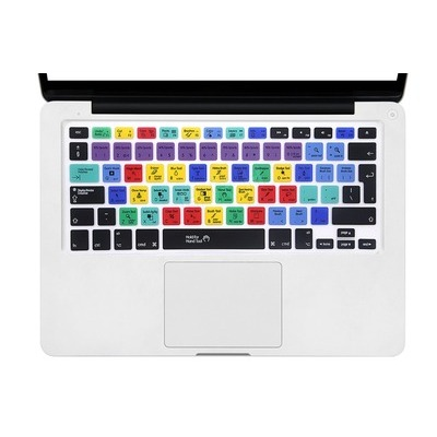 "Photoshop Shortcut Keyboard Soft Cover for Apple Mac MacBook Air Pro 13.3"" 15.4"""