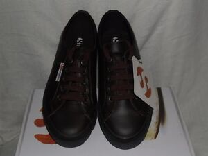 Scarpe SUPERGA 2750FGLU WT Full DK Coffee MARRONE n. 37 SALDI Ultimo numero