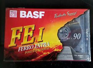 BASF Ferro Extra I 90 Blank Audio Cassette Tape
