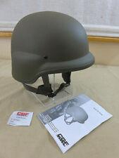 STONE MINT M/96 Dänemark Army Kevlarhelm Gefechtshelm CGF Gallet Combat Helmet L