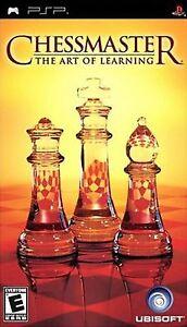 Chessmaster The Art Of Learning - PSP Not Sealed