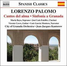 Palomo: Cantos del alma; Sinfonia a Granada