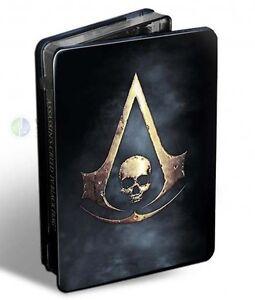 Assassin Creed Iv Black Flag Skull Limited Edition Ps3 Ebay