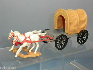 VINTAGE-CHERILEA-MODEL-No-XXX-034-COVER-034-BUCK-BOARD-WITH-HORSES