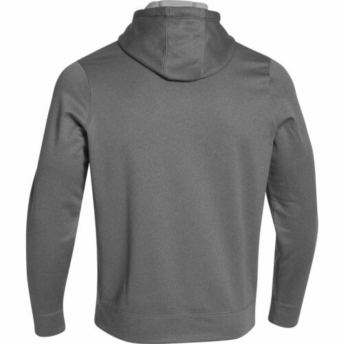 New Under Armour Men/'s UA Storm Armour Full Zip Hoodie Gray S 1259100 $59.99