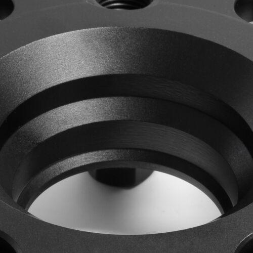 4 20mm Custom Wheel Adapters Porsche Convert BMW Rims Hubcentric 5x130 to 5x120