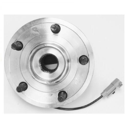 Front Wheel Hub Bearing Assembly Fit JEEP GRAND CHEROKEE 2005-2010 PAIR