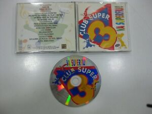 Club Super 3. CD Spanisch Katalanisch VA Superfiu 1995
