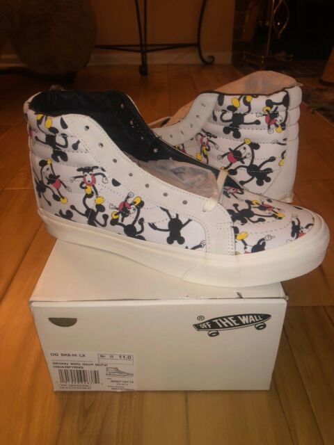 4da7ea06001b Frequently bought together. Vault By Vans Disney Mickey s 90th Anniversary  OG Sk8-Hi ...